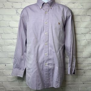 RALPH LAUREN Button Up Shirt Large